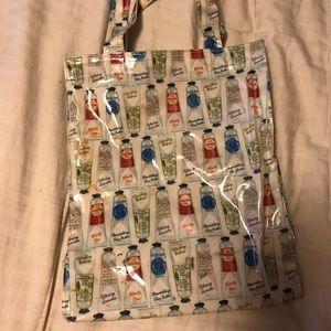 Handbags - Plastic Loccitane Tote Bag